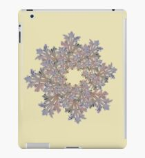 Cream retro pattern  iPad Case/Skin
