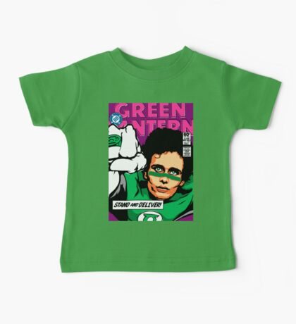 Post-Punk Super Friends - Green Kids Clothes