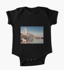 Puerto Madero - Buenos Aires (Argentine) One Piece - Short Sleeve