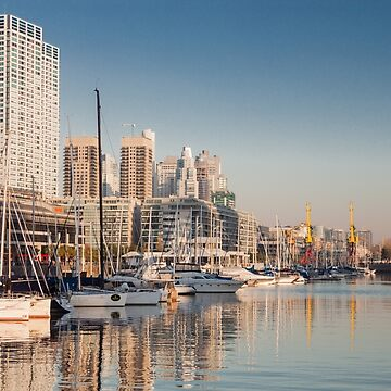 Puerto Madero - Buenos Aires (Argentine) by MathieuLongvert