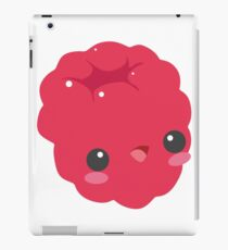 Cute Raspberry iPad Case/Skin