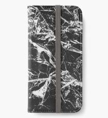 Crumpled Glass iPhone Wallet/Case/Skin