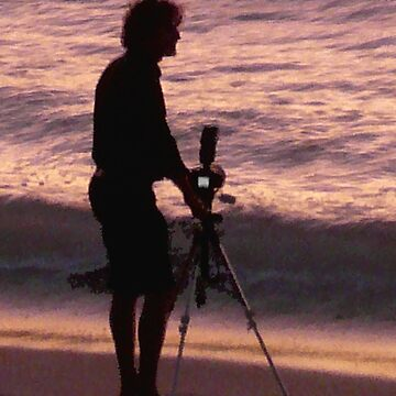 The Intrepid Photographer by rozmcq