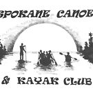 SCKC Classic Image Logo by spokanecanoe