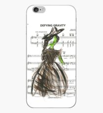 Elphaba - Defying Gravity iPhone Case