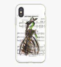 Elphaba - Defying Gravity iPhone Case