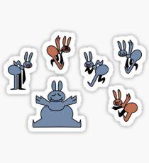 Ants (Stickers!) Sticker