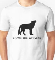 Save the Wolves Unisex T-Shirt