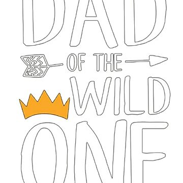 Funny Shirt Awesome Dad Of The Wild One Thing 1st Birthday by vokieucsvc