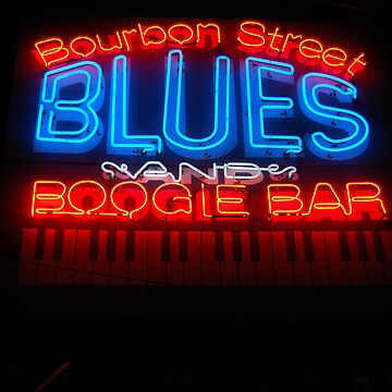 Bourbon Street Blues and Boogie Bar by djtannock
