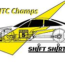 Shift Shirts 75 Degrees - DTM Inspired by ShiftShirts