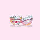 Easter Egg Shells by Prettyinpinks