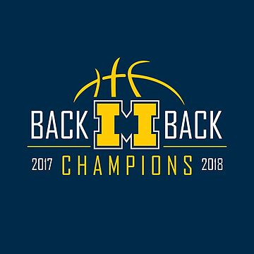 Back 2 Back Champions by thedline