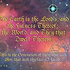 The Earth Is The Lord's by Patricia Howitt