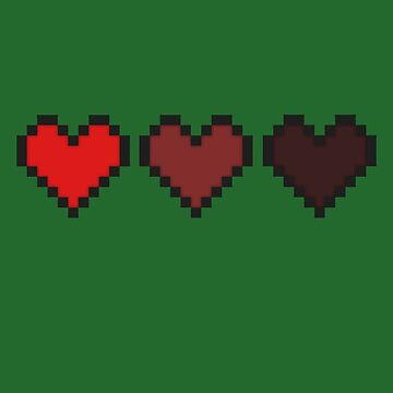 Pixel HeArts by GuildCave