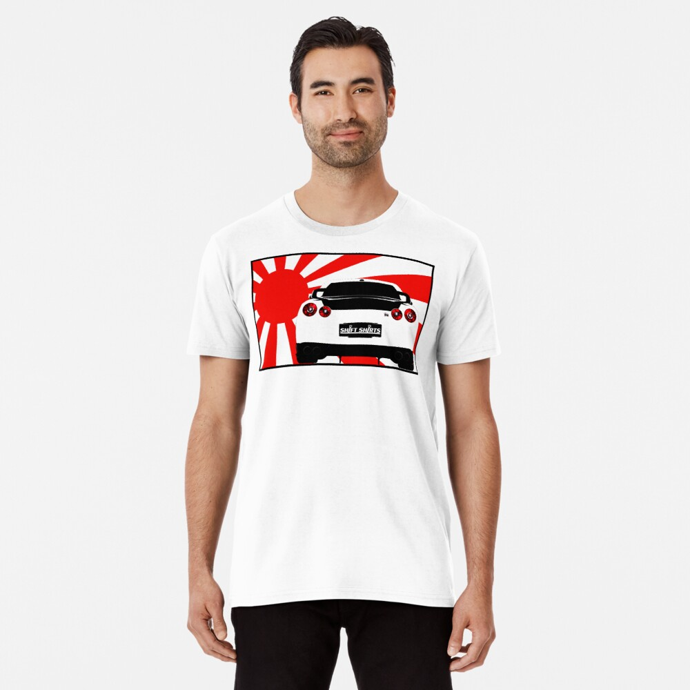 Shift Shirts R35SPECT – R35 Inspired Premium T-Shirt