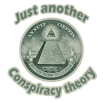 Conspiracy theory by marko-stosic