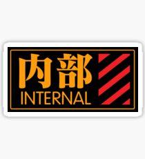 Evangelion NERV UI Power Internal Sticker Sticker