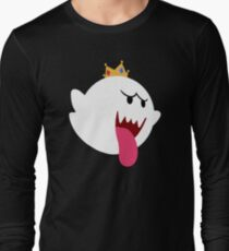King Boo! Simplistic Design Long Sleeve T-Shirt
