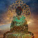 Buddha by Elizabeth Burton