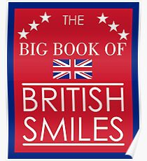 The Big Book of British Smiles Poster
