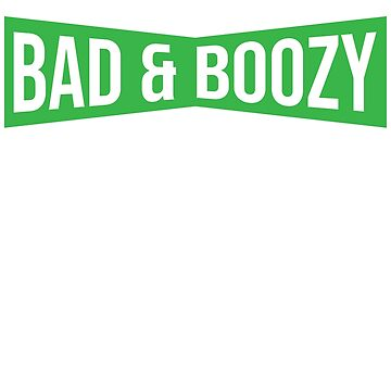 Bad & Boozy | St. Patrick's Day | Irish Design by sawdust07