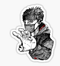 "Scarlxrd ""Six Feet"" Sticker"