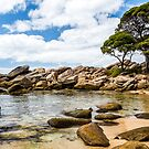 Shelley Cove near Bunkers Bay, Dunsborough by Peter Rattigan