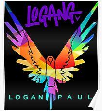 BIRD OF LOGAN PAUL Poster