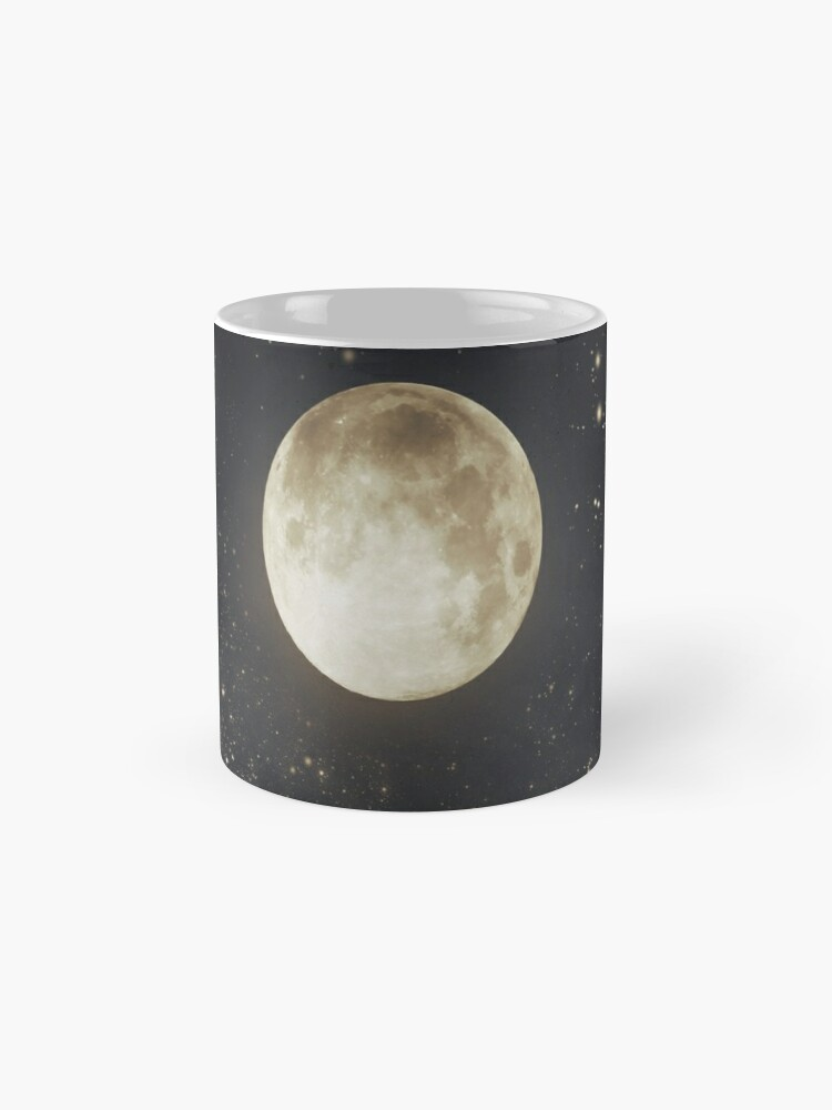Alternate view of Touch of the moon I Mug