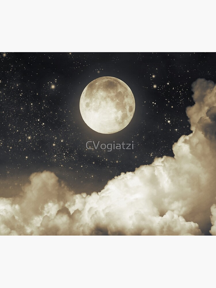Touch of the moon I by CVogiatzi