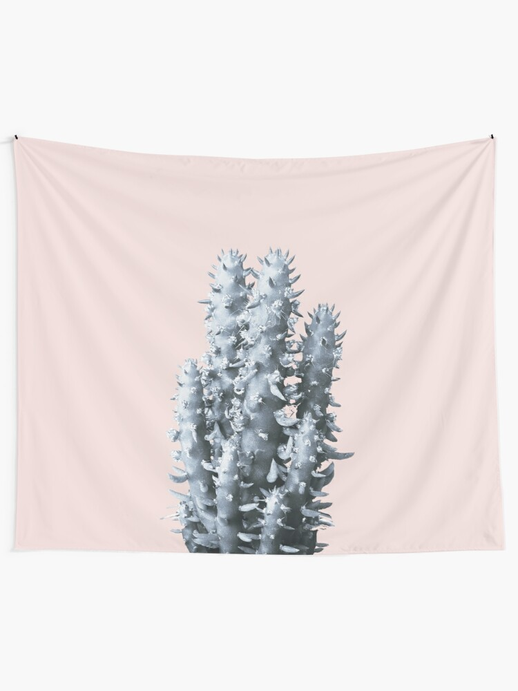 Alternate view of Cactus collection BL-III Tapestry