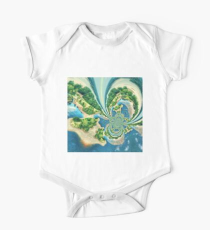 Extraterrestrial planet Kids Clothes