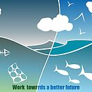 Work towards a better future by Anteia
