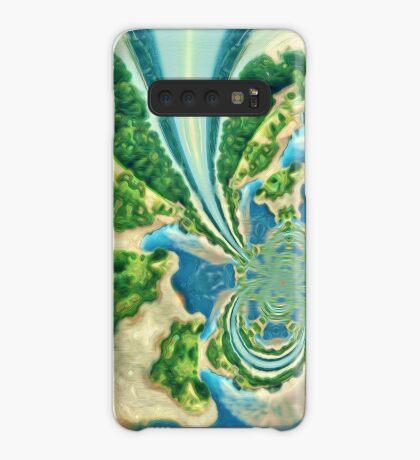 Extraterrestrial planet Case/Skin for Samsung Galaxy