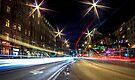 Light Trails 2 by Nicklas Gustafsson