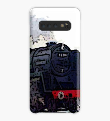 Leicester City 92214 steam train  Case/Skin for Samsung Galaxy