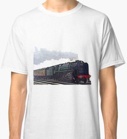 Leicester City 92214 steam train  Classic T-Shirt
