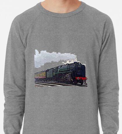 Leicester City 92214 steam train  Lightweight Sweatshirt