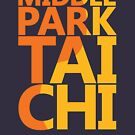 Middle Park Tai Chi - Gold by Chris Serong