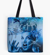 Carmen is A Cosmic Girl! Tote Bag