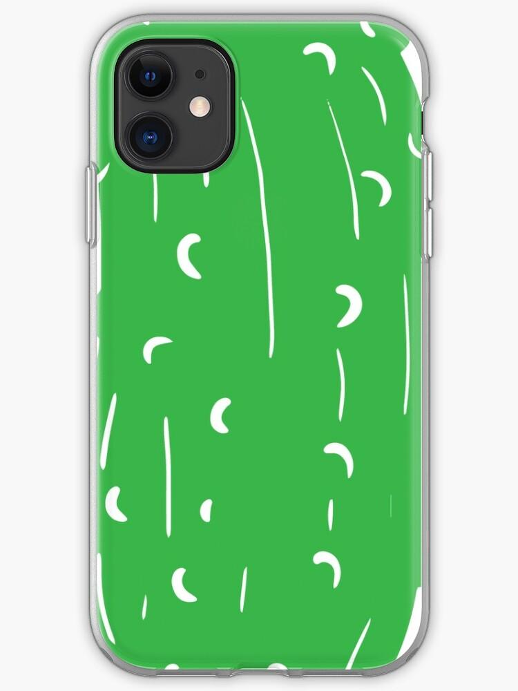 Cutecumber iPhone 11 case