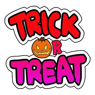 Trick or Treat [Color Version 1] by jashinhunter