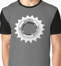 One speed Graphic T-Shirt
