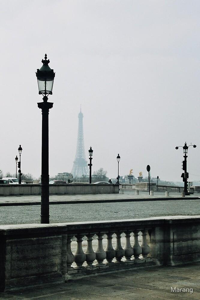 Paris by Violette Grosse