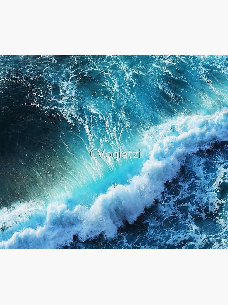 Waving Blue by CVogiatzi