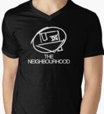Jhon The Neighbour-hood Brother Men's V-Neck T-Shirt