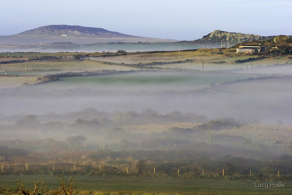 Swathes of Mist by Lucy Hollis