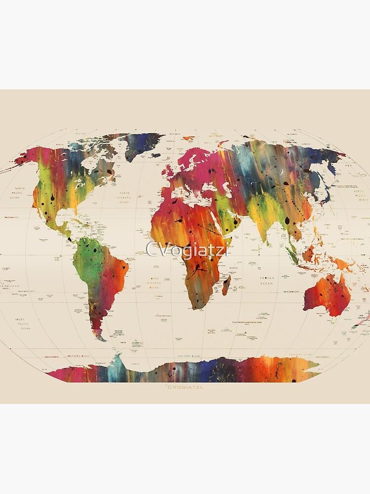ALLOVER THE WORLD by CVogiatzi