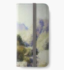 Top of the mountain iPhone Wallet/Case/Skin